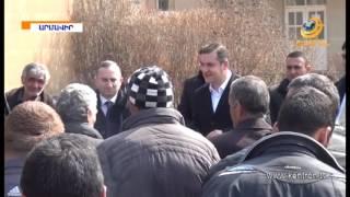 Ծառուկյան դաշինքը  արմավիրցիներին կոչ է արել քվեարկել հանուն Հայաստանի ապագայի