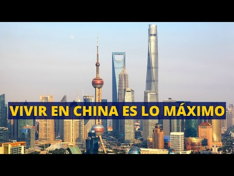 Esto es China: ¡Aquí, está LA CHINA MODERNA! Vivir en China