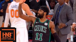 Boston Celtics vs New York Knicks 1st Qtr Highlights | 10.20.2018, NBA Season