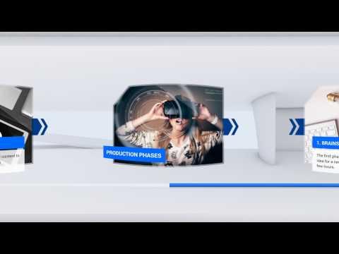 360 Degree VR Clean Corporate Presentation