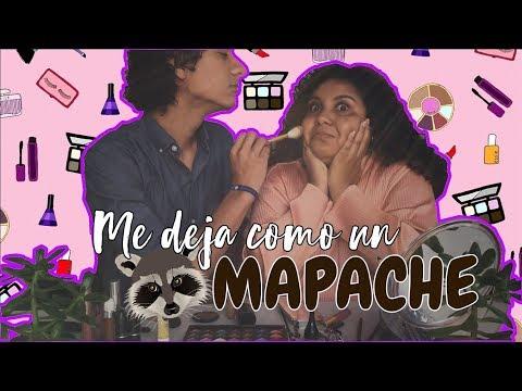 MAKEUP CHALLENGE   ft. Mi Alma Gemela   Karen C.