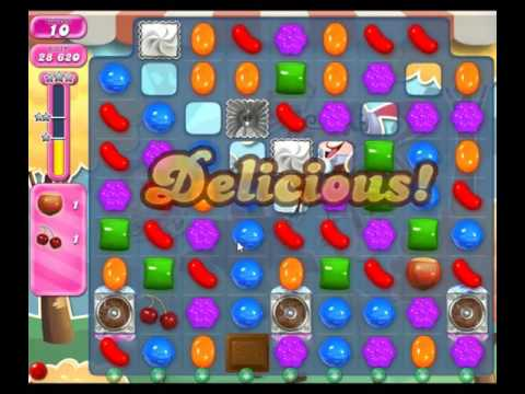 Candy Crush Saga Level 2423 - NO BOOSTERS