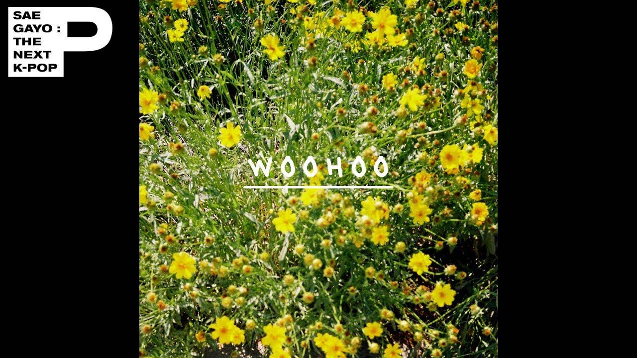 [Official Audio] 황푸하 (Hwang Puha) - 우후 (Woohoo)