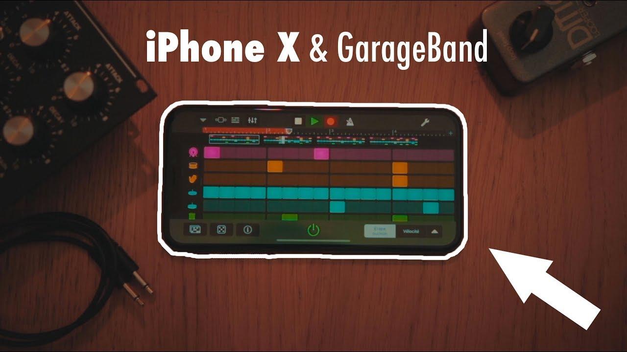 morceau garageband