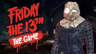 NENHUM JASON ESTÁ SOBREVIVENDO - Friday The 13th The Game