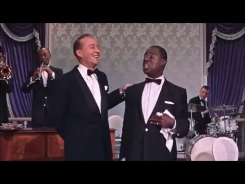 That's Jazz High Society 1956 Bing Crosby Louis Armstrong [by Mery]