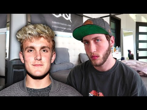 Jake Paul, back at it again...