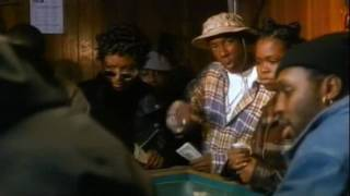 Big L - MVP vs. Straight Up Menace (FluuZe Remix) (Video)/ Lyrics