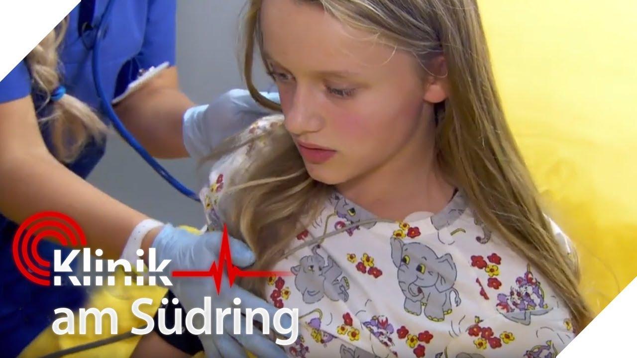 Wer hat dieses Mädchen mit Blausäure vergiftet? | Klinik am Südring | SAT.1 TV