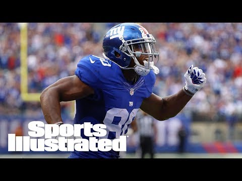 NFL: Victor Cruz Gets One-Year Deal From Chicago Bears | SI Wire | Sports Illustrated