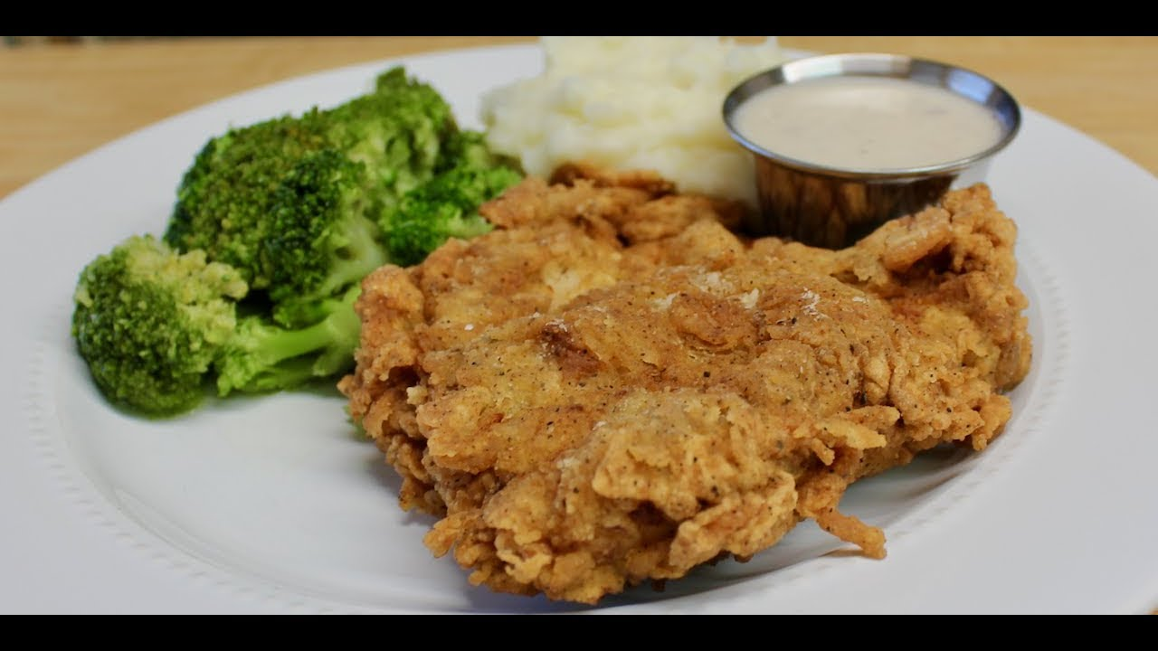 Country Fried Turkey With Michael S Home Cooking Youtube