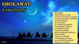 Sholawat Merdu Bulan Ramadhan Enak Didengar , Sholawat Ramadhan , Sholawat Merdu