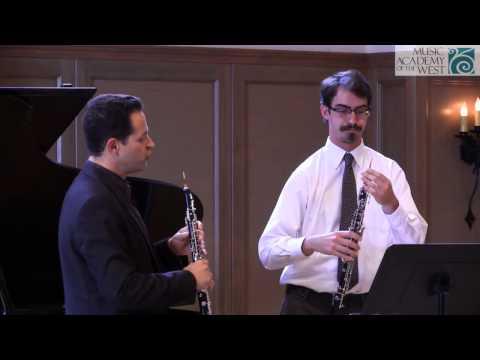 Eugene Izotov Oboe Masterclass July 8, 2015