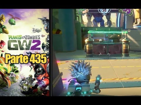 ¡PARTIDAZA! - Parte 435 Plants vs Zombies Garden Warfare 2 - Español