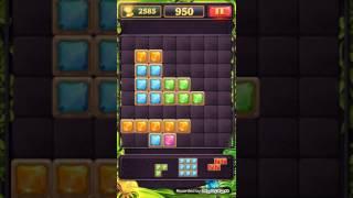 Cara bermain game block puzzle jewel dengan score terbaik
