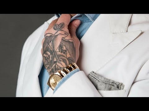 Zo draag je een horloge Rolex Patek Philippe AP Omega Breitling IWC Tudor etc