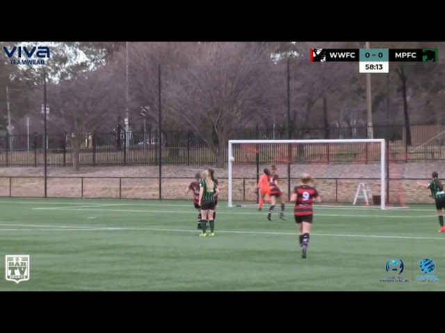 NPLW Capital Football Highlights presented by Club Lime - Round 18 | WWFC 0 - 0