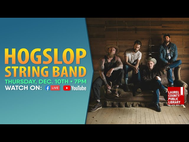 Hogslop String Band: Full Show