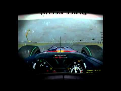 rFactor vista real f1