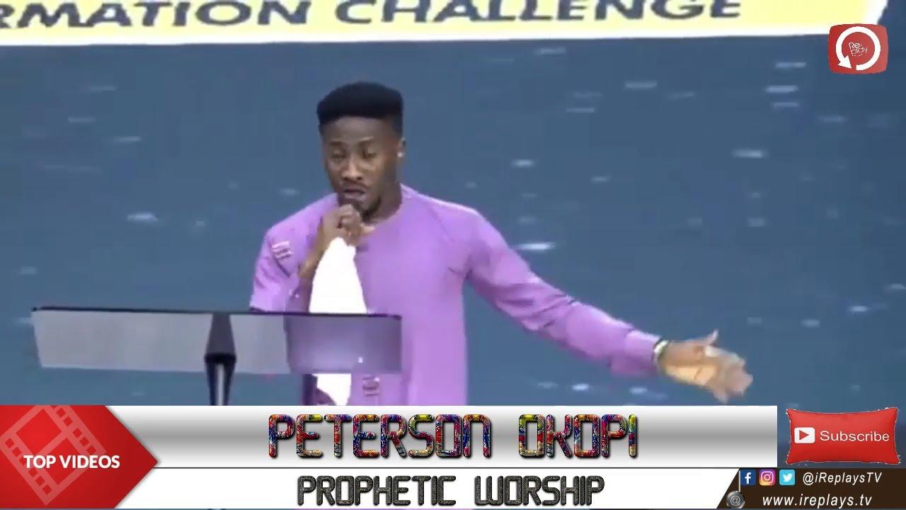 Download PETERSON OKOPI PROPHETIC WORSHIP 2021