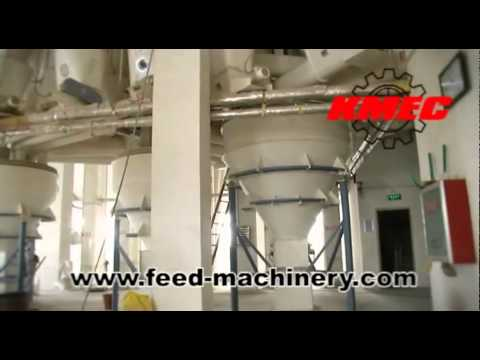 Feed Mill Equipment of Pelletization: Animal Feed Mills
