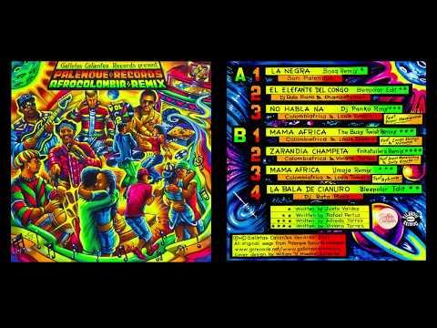 Colombiafrica& Viviano Torres - Zarandia Champeta - Frikstailers Remix
