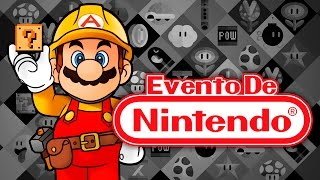 Vlog Viajero: Evento de Nintendo I 30 años de Mario Bros I