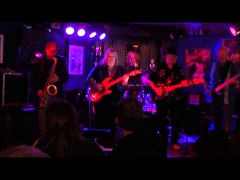 Vintage Express Band at Swigs Bar Jam in Calgary Alberta March 15 2015