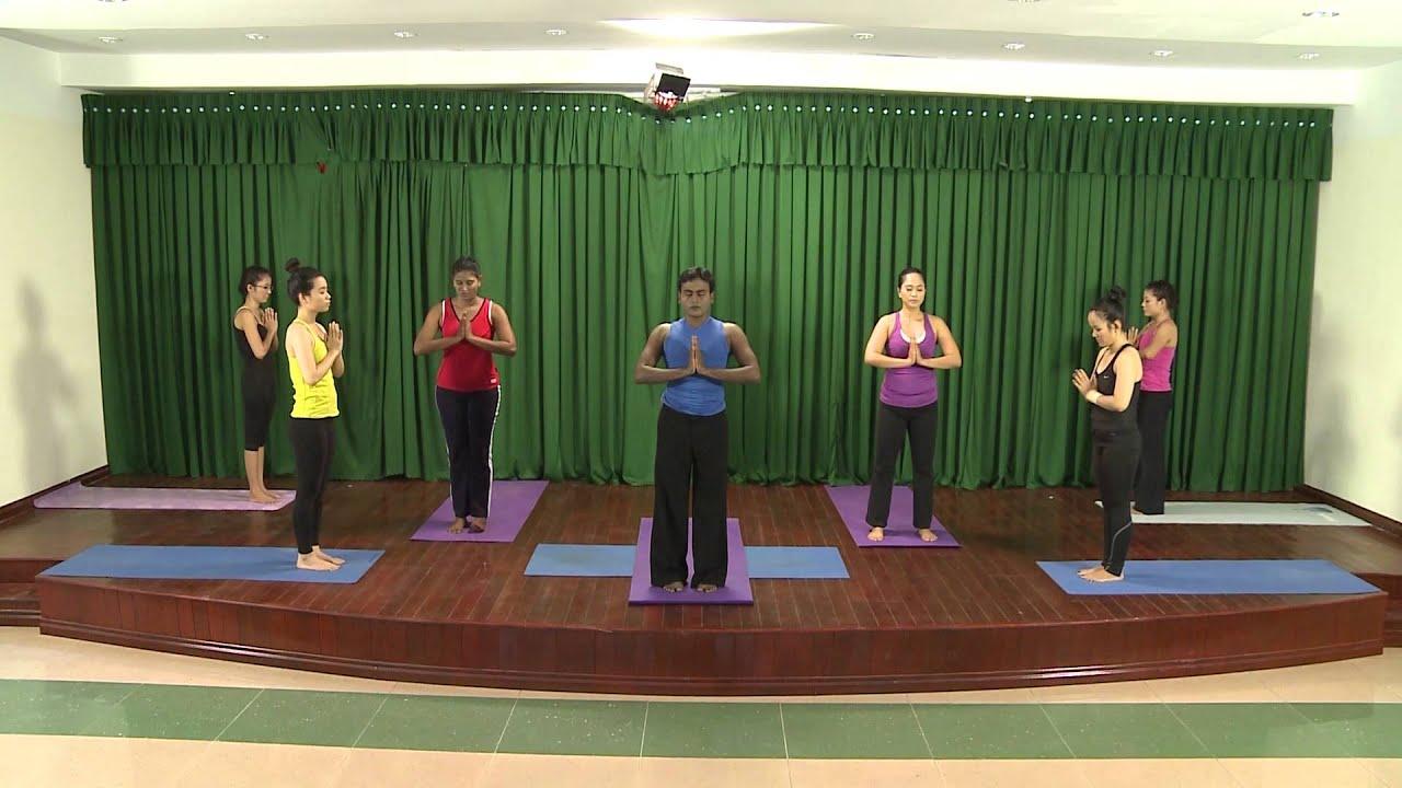 Vinyasa Yoga là gì? Video tập Vinyasa tại nhà (tiếng Việt)