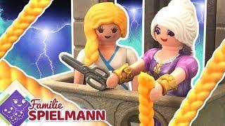 RAPUNZEL - Märchen Deutsch Familie Spielmann