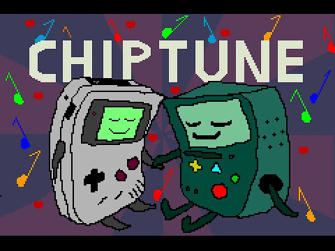 Lets Make a Chiptune Song: MAKER MONDAY!
