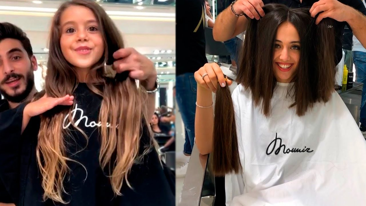 New Trendy Haircut For Women | Beautiful Hairstyles Tutorials | New Hair Color Transformation