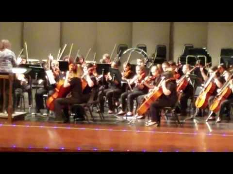 Dragon Hunter by the Baseline Middle SCHOOL orchestra