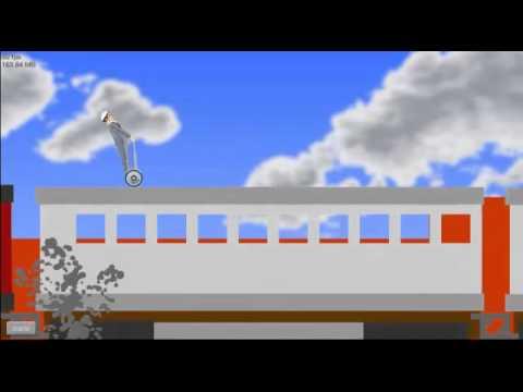 Train poke