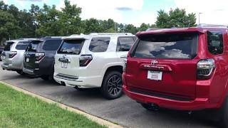 Comparing 2018 4Runner Models: How to Pick Your Trim Level