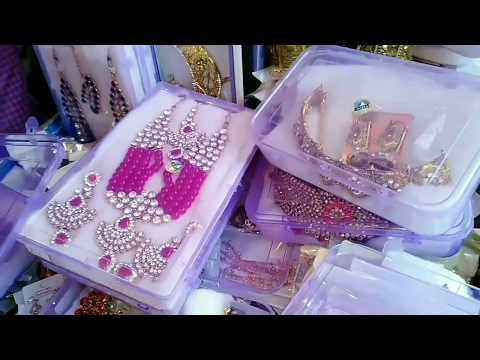 Bhuleshwar and zaveri bazaar , Best jewellery Market-Part 2