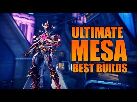 [WARFRAME] Ultimate MESA [Best Mesa Builds] thumbnail