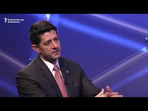Interview: Ryan On Russia Sanctions, Election 'Meddling,' And Mueller