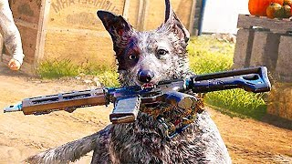 FAR CRY 5 Gameplay avec le CHIEN !