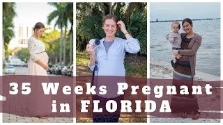 What I Did and Wore In FLORIDA | Modest Maternity Clothing Ideas