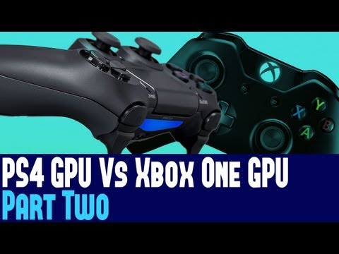 Playstation 4 Vs Xbox One GPU Part 2 - Differences in Graphics API & Benefit of Low Level Access