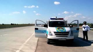 Икан. Транспортники Туркестана У нас есть свой Закон Нарушители на трассе.