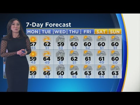 Amber Lee's Weather Forecast (Feb. 10) – Los Angeles Alerts