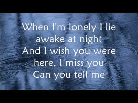 Jane Siberry - It Can't Rain All The Time (Lyrics)