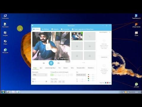 ManyCam - Instalação E Configuração