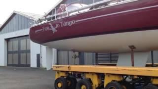 Roodberg 70 Ton Boat Mover - The Pontoon & Dock Company Ltd