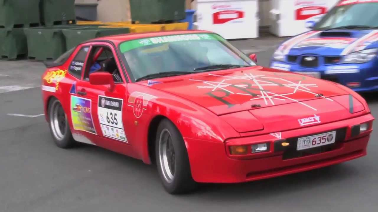 Targa Tasmania 2013 Prts Porsche 944 Highlights Youtube