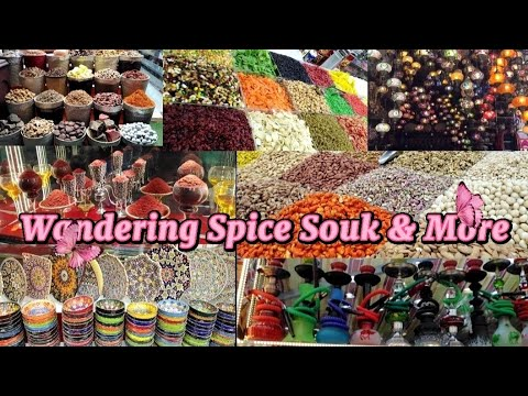 Exploring Dubai Spice Souk and More in Deira