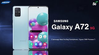 Samsung Galaxy A72 | Samsung A72 5G | Price and Launch Date In India