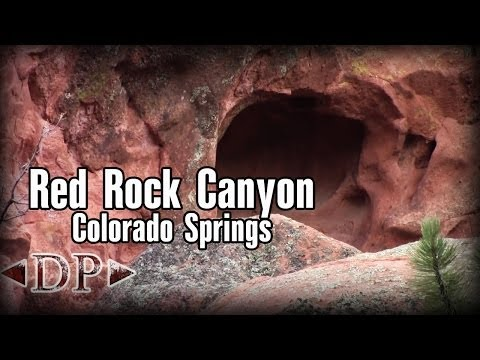 Red Rock Canyon Day Hike - Colorado Springs, Colorado